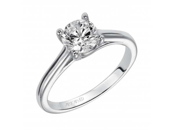Abby - Diamond Solitaire Engagement Ring