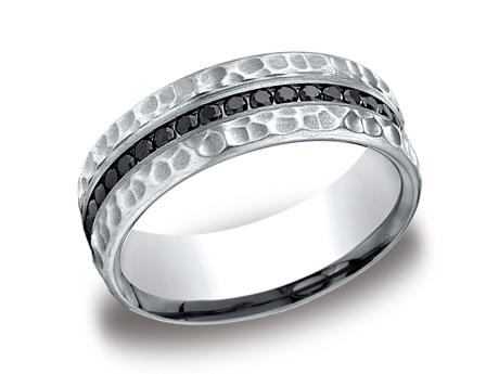 White Gold Ring - CF717570WG - White Gold, 7.5mm, .78ct, Available: gold, plat