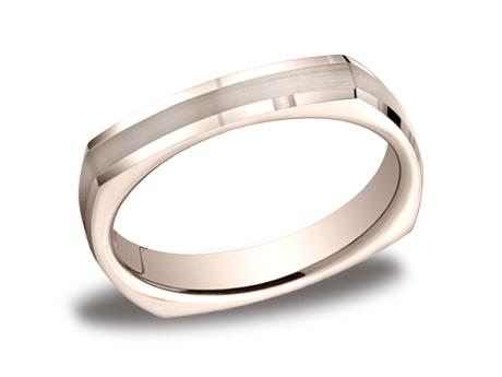 Rose Gold Ring - CF83600RG - Rose Gold, 3mm, Available: gold