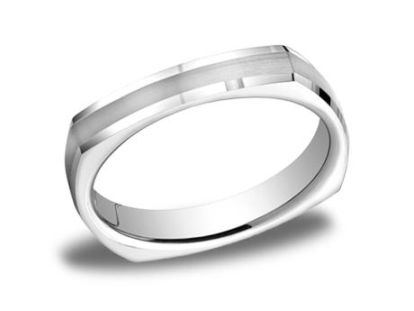 White Gold Ring - CF83600WG - White Gold, 3mm, Available: gold