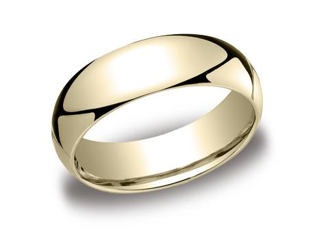 Yellow Gold Ring - LCF170YG - Yellow Gold, 7mm, Available: gold, plat, palladium
