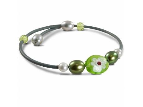 Imperial Bracelet - MULTI COLOR GREEN