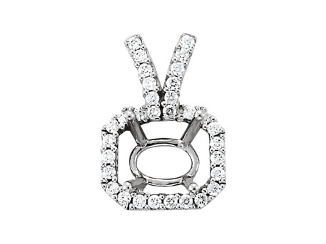 Overnight Pendant - Please visit our store to see our entire collection of fine jewelry.