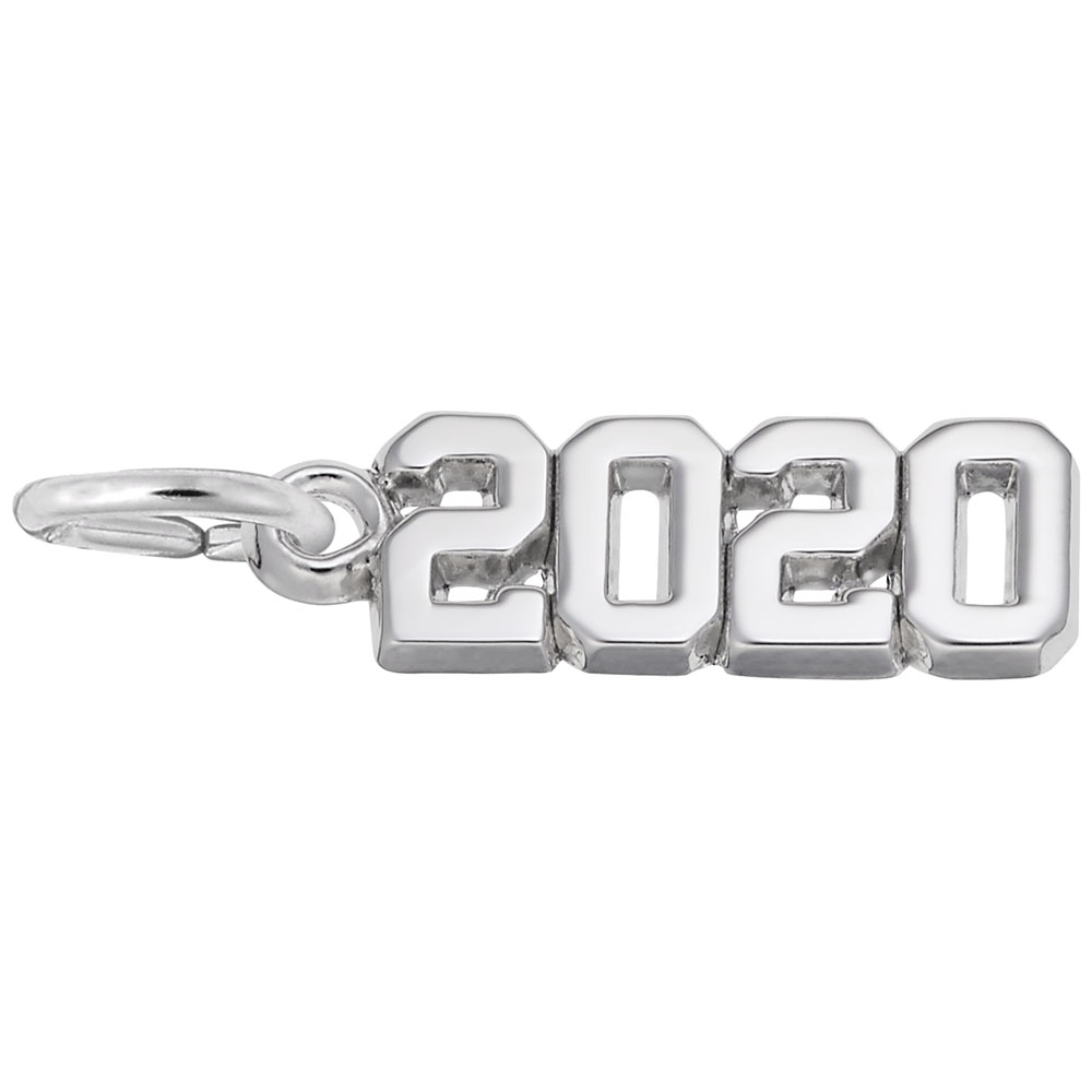 2020' - 2020'  Hobbies & Accomplishments  Charm.material:  Sterling Silver